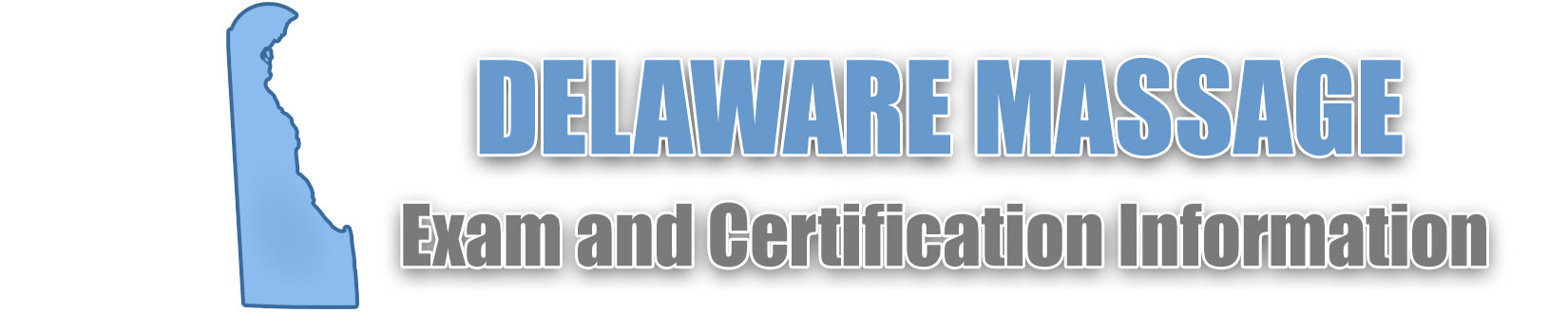Delaware MBLEX Massage Exam and Certification Information