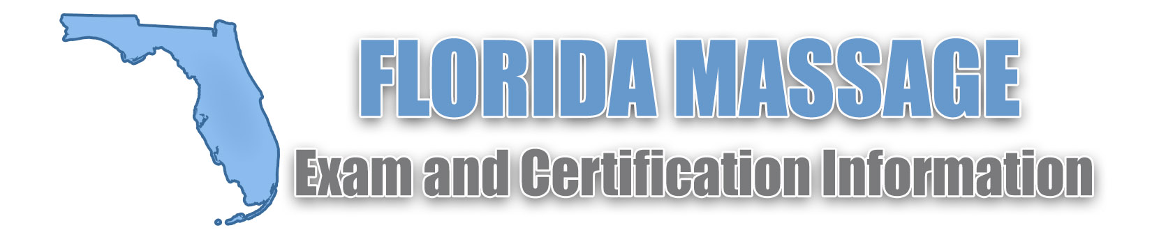 Florida Massage Therapy Licensure Exam Certification And