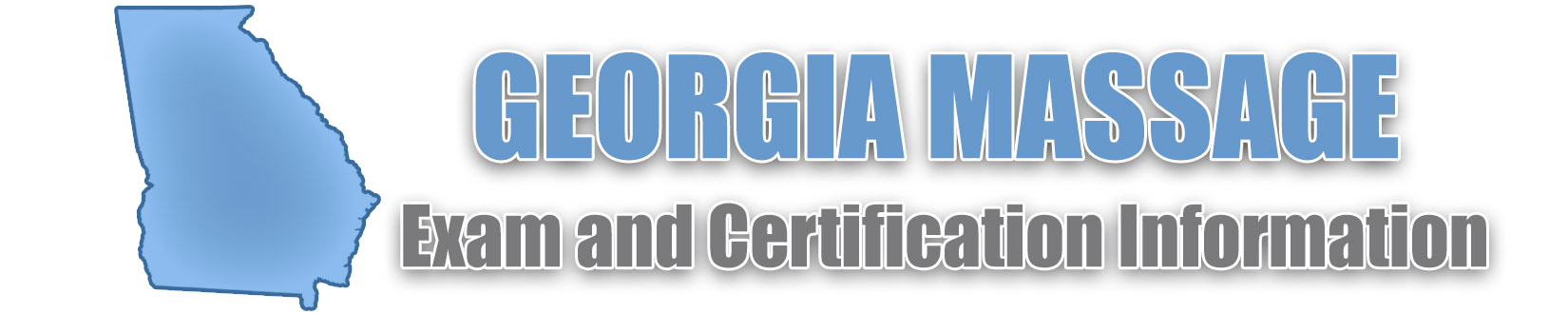 Georgia Massage Therapy License, Exam and Training