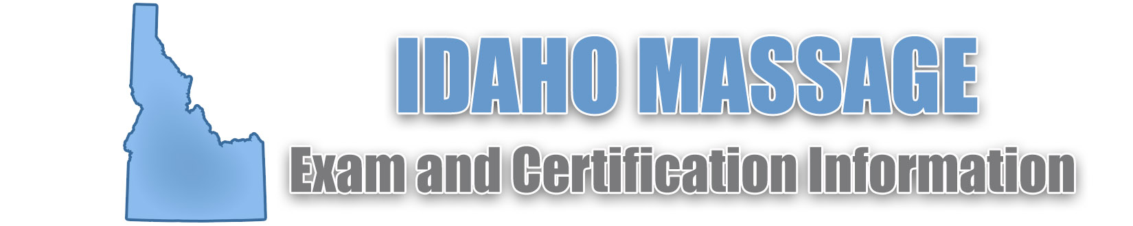 Idaho Massage Therapy Board Licensing And Training Information