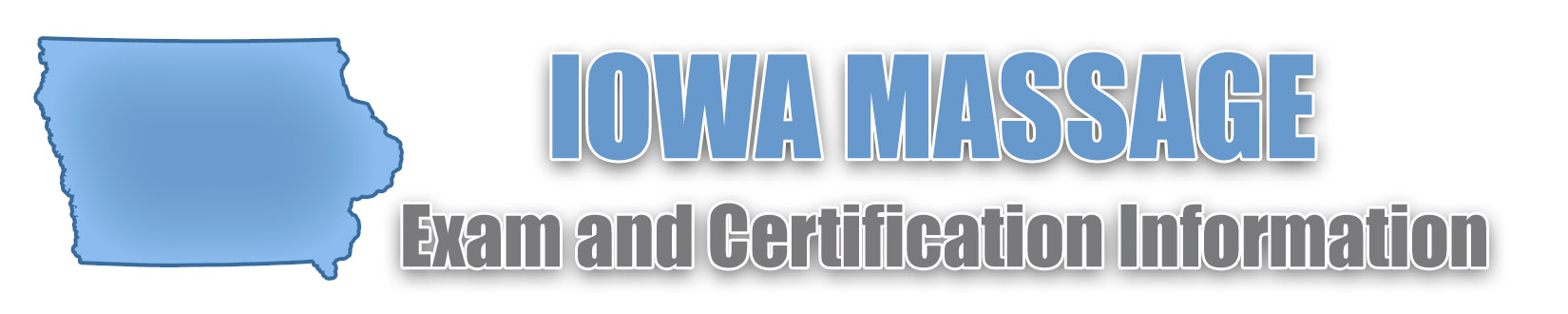 Iowa MBLEX Massage Exam and Certification Information