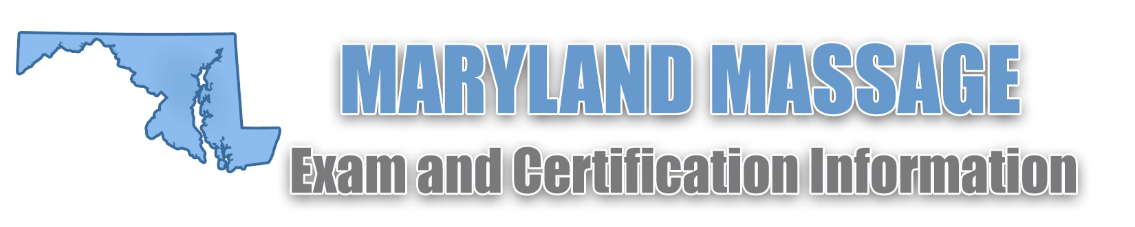 Maryland MBLEX Massage Exam and Certification Information