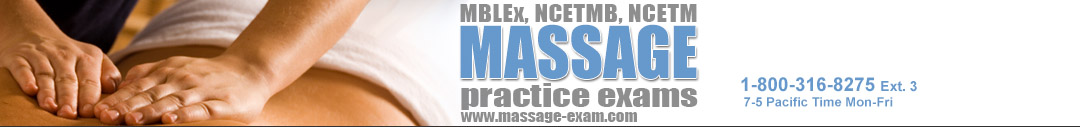 Massage-exam header