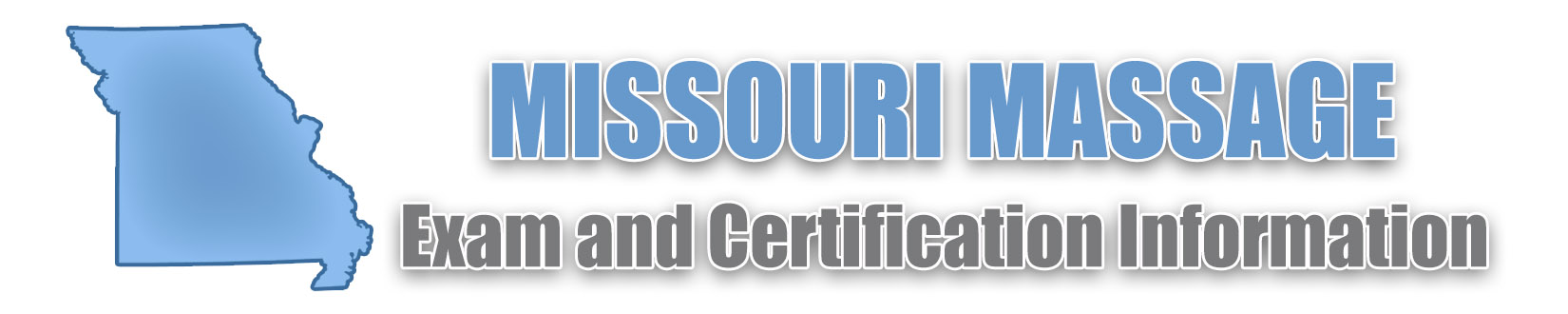 Missouri MBLEX Massage Exam and Certification Information