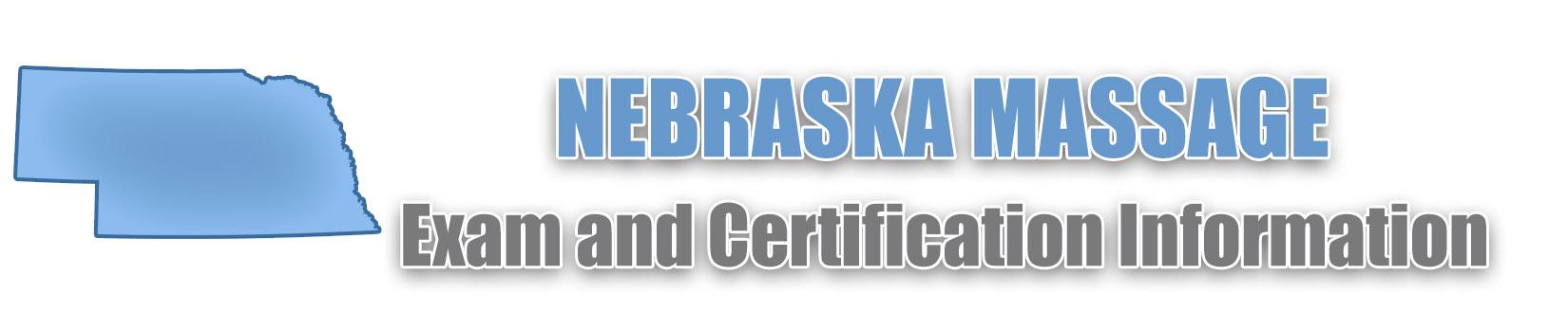 Nebraska Massage Therapy License For 2019 Board Application Requirements