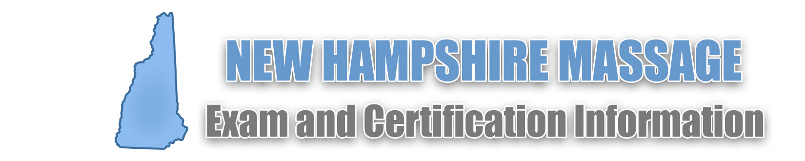 New Hampshire MBLEX Massage Exam and Certification Information