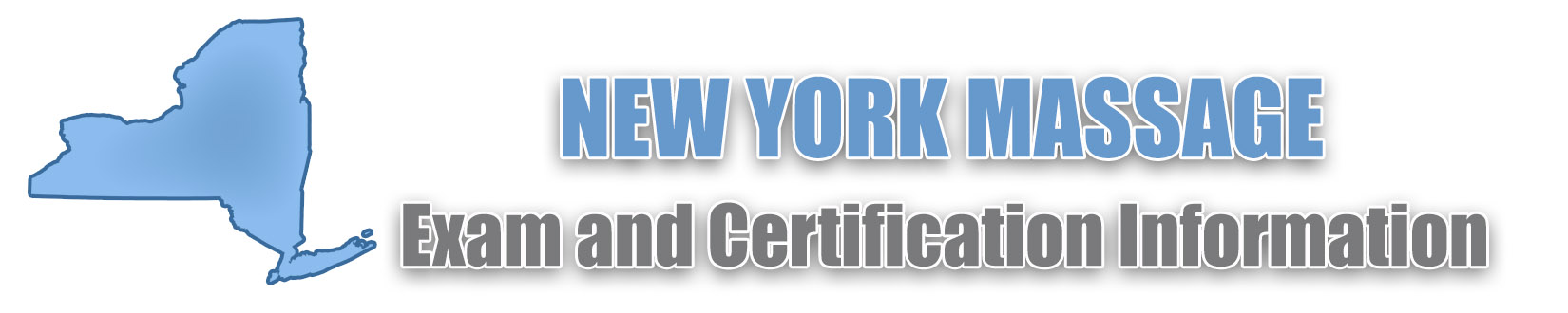 New York MBLEX Massage Exam and Certification Information