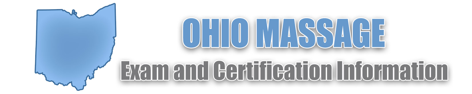Ohio Massage Therapy Examination And License