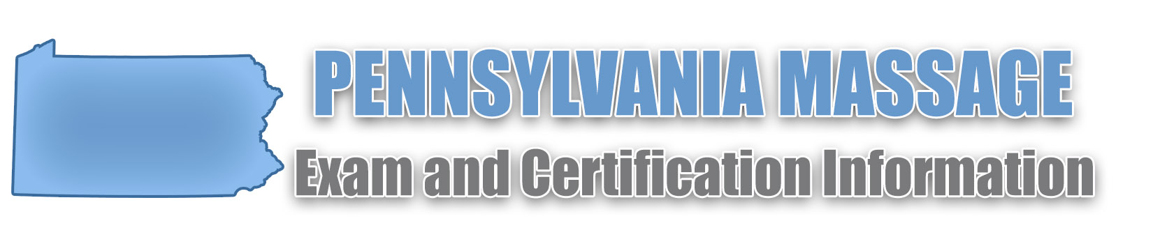 Pennsylvania MBLEX Massage Exam and Certification Information