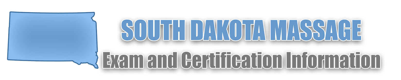 South Dakota MBLEX Massage Exam and Certification Information