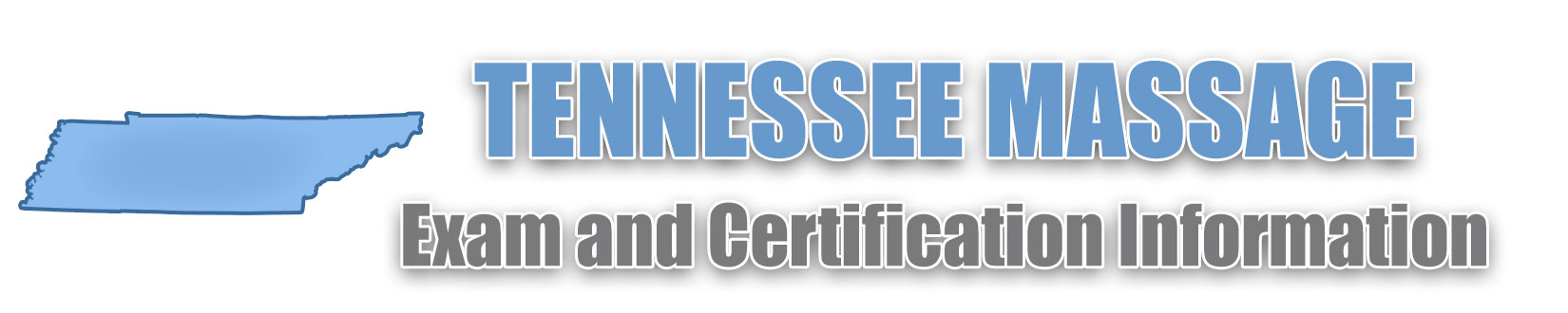 Tennessee MBLEX Massage Exam and Certification Information