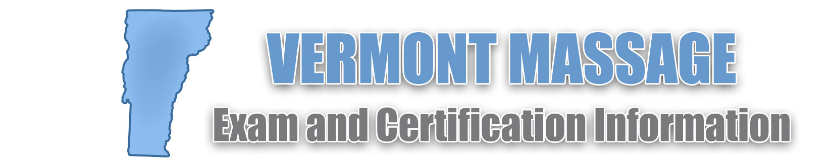 Vermont Massage Therapy License 2019 Board Information